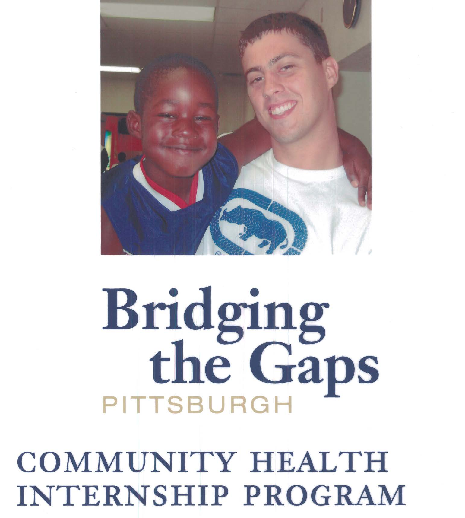 Bridging the Gaps Community Internship