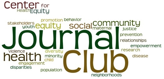 CHE Journal Club word cloud 2014