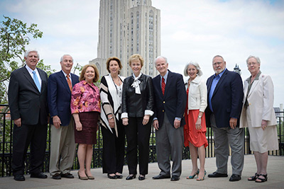 Pitt Public Health Board of Visitors, May 16, 2014