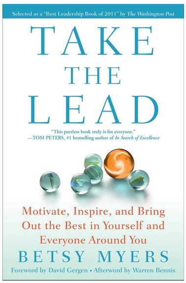 Take the Lead book cover