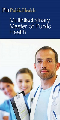 Multidisciplinary Master of Public Health (MMPH) brochure PDF