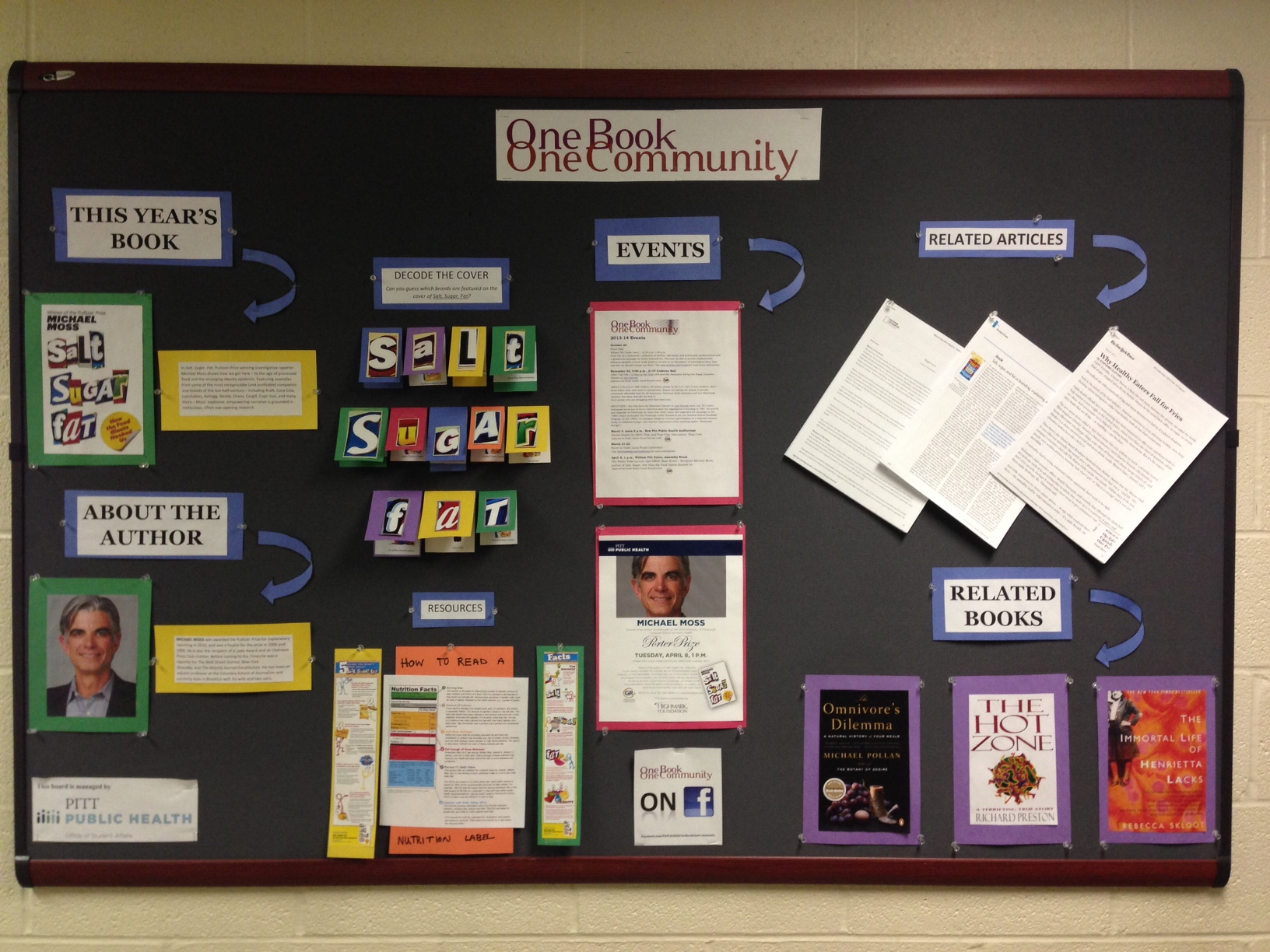 Oboc 2013 on Spring Work Bulletin Board Ideas