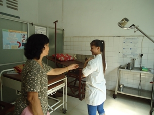 Lori Phillips Delivery Room
